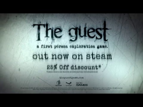 The Guest Launch Trailer