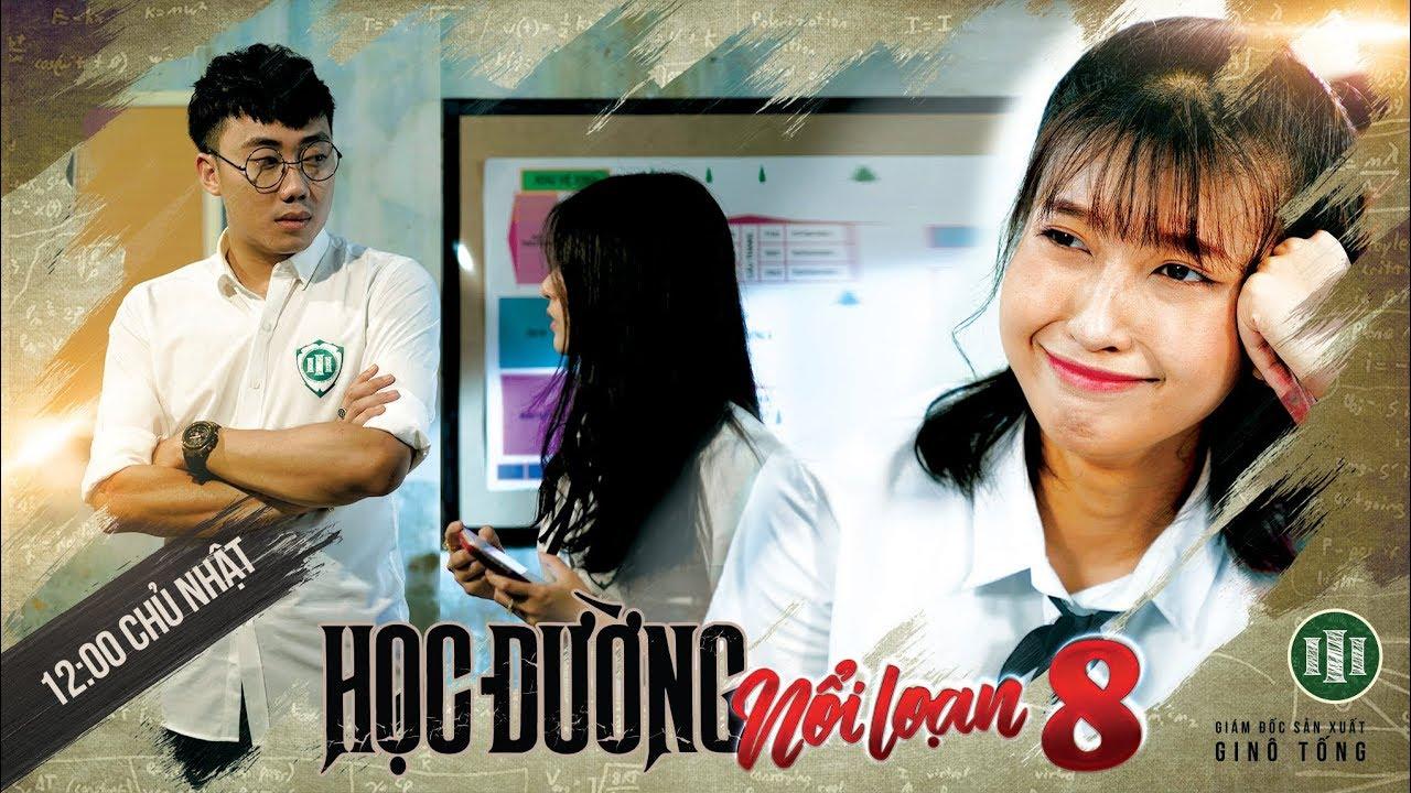 PHIM CẤP 3 - Phần 8 : Tập 06 | Phim Học Sinh Hài Hước 2018 | Ginô Tống, Kim Chi, Lục Anh