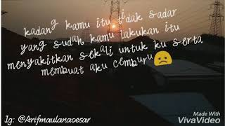 { Story WhatsApp } ~ Quotes Perasaan