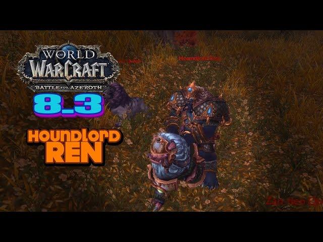 Houndlord Ren | 8.3 Rare Elites