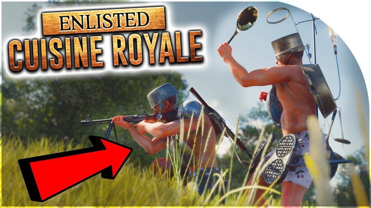 Cuisine Gameplay Cuisine Royale New Free April Fools Battle Royale Game Download Cuisine Royale Gameplay
