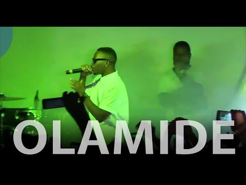 OLAMIDE LATEST PERFORMANCE 2017 @ EKPOMA