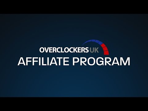 Overclockers UK   Affiliate Program