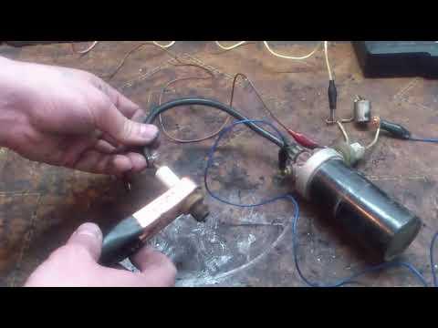 Как проверить искру на катушке зажигания