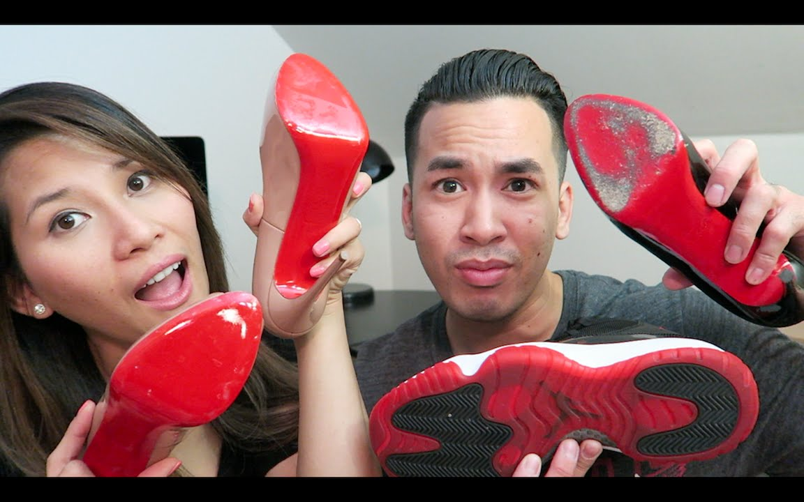 8e1552b9a6a How to Protect Red Bottom Sole Christian Louboutin For Cheap - YouTube