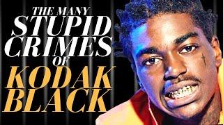The Many Stupid Crimes of Kodak Black