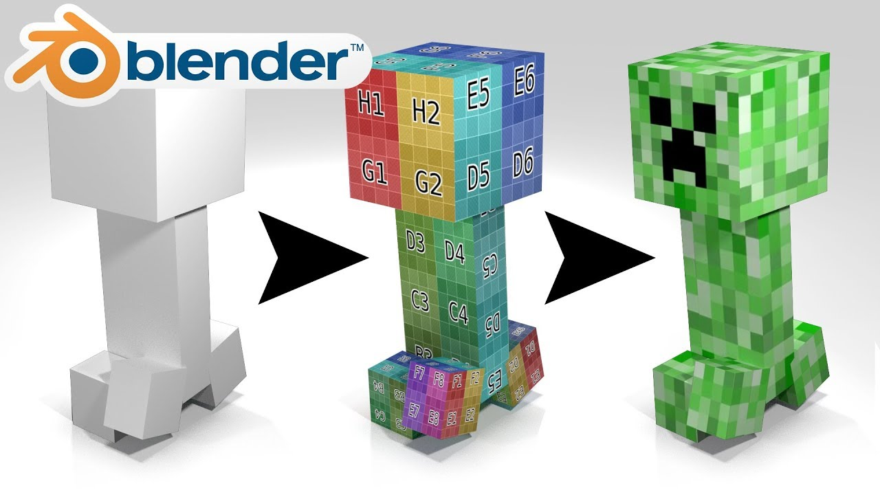 Texture Mapping For Absolute Beginners - BlenderNation on