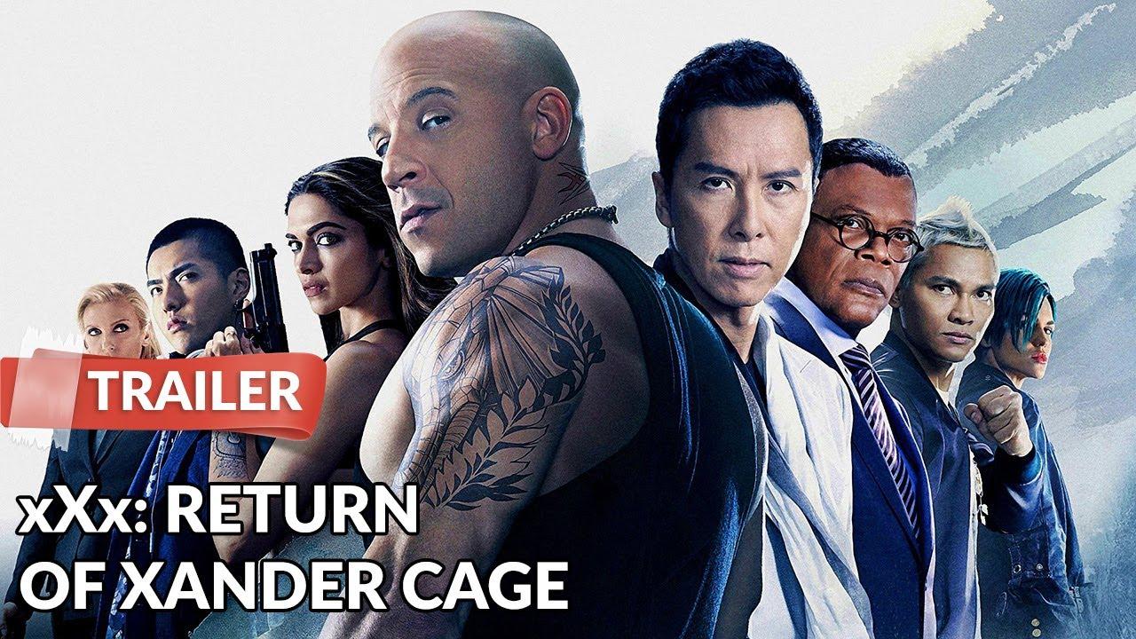 xXx: Return of Xander Cage 2017 Trailer HD | Vin Diesel | Donnie ...