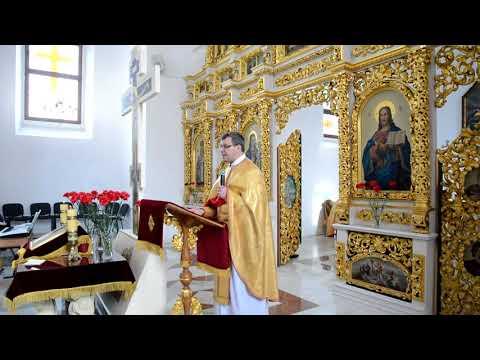 Проповідь о Йоана Школика ЧСВВ (Малий Березний)