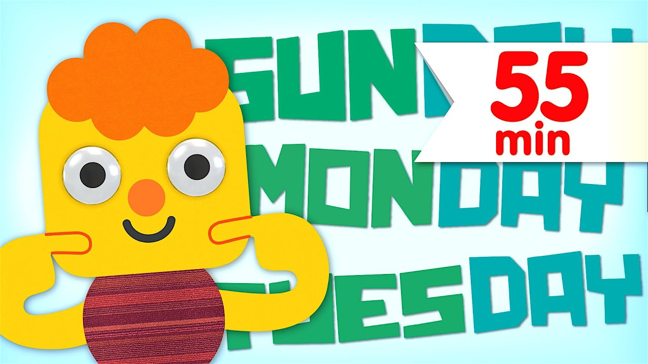 Download Days Of The Week + More   Nursery Rhymes Collection   Super Simple Songs