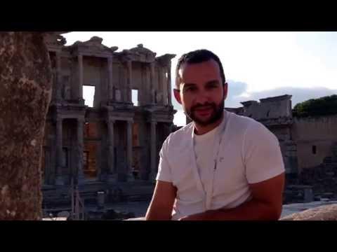 Ephesus Tour Guide Tugrul Sokmen
