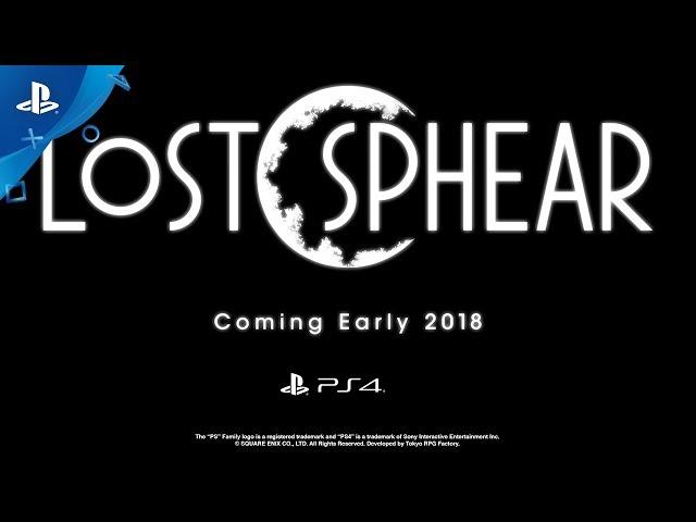 Lost Sphear (видео)