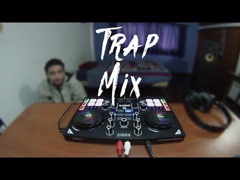 ( TRAP ) Mix 2017 | Hercules DJ Control Instinct P8 / DJ Aser !