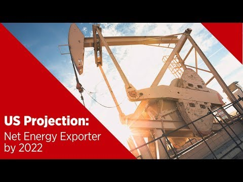 US Projected to Become Net Energy Exporter by 2022