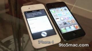 Siri für iPhone 4 und iPod Touch 4G! Es funktioniert!