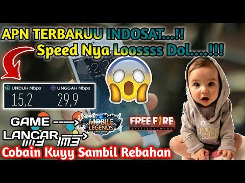 APN INDOSAT DAN STABIL 3G 4G LTE 2020    CARA ATASI JARINGAN INDOSAT LEMOT Part 5
