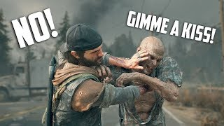 DAYS GONE FOR REAL • FUNNY MOMENTS