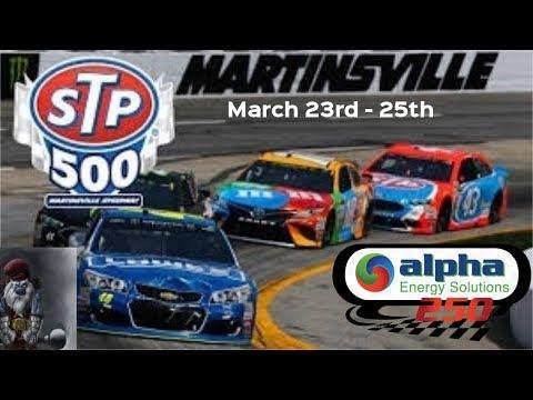 NRA TV -Nascar Live @ Martinsville Speedway Xfinity ,Monter Energy & Super cross