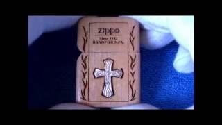 Wooden Zippo Hd