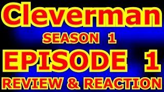 ОБЗОР 1 СЕРИИ  СЕРИАЛА МУДРЕЦ (УМНИК, УМНЫЙ ЧЕЛОВЕК) - Cleverman SEASON 1 EPISODE 1 REVIEW