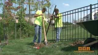 Aluminum Fence - How To Install It!