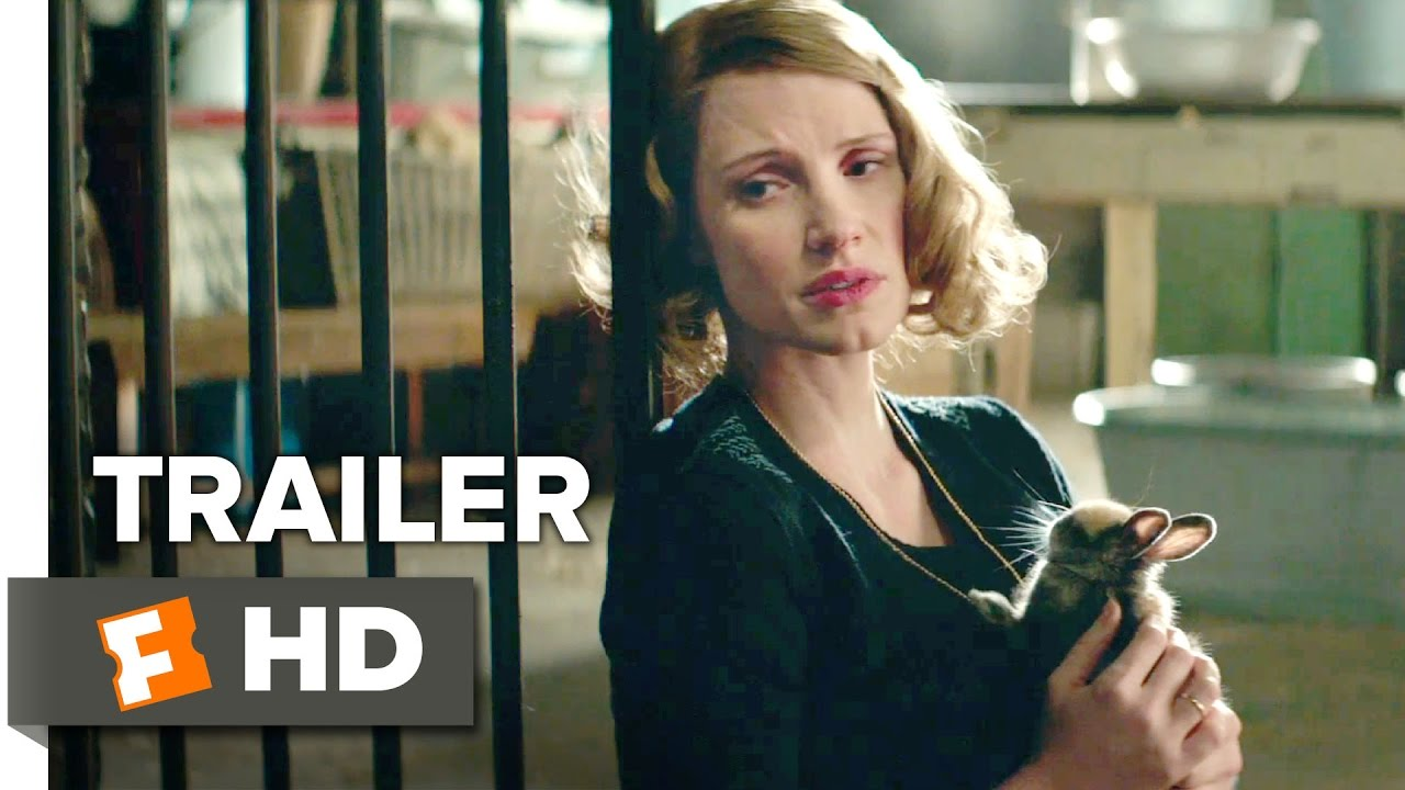 The Zookeeper's Wife Online Movie Trailer