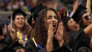 UCLA Commencement highlights 2017 thumbnail