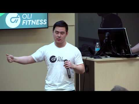 VIBE Business Competition - Oli Fitness