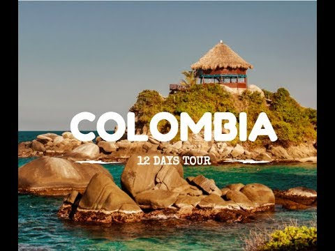 Colombian Caribbean Coast Tour 12 days