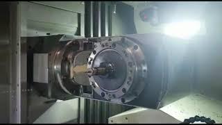 DMG MORI NTX 2000 CNC (2016) Turning and milling center