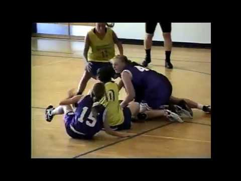 Lakers  - Bombers AAU Girls  7-20-97