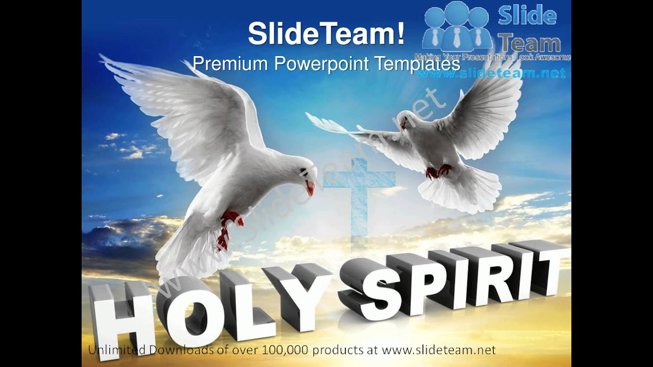 Holy spirit christianity church powerpoint templates ppt themes holy spirit christianity church powerpoint templates ppt themes 1012 slides backgrounds youtube alramifo Image collections
