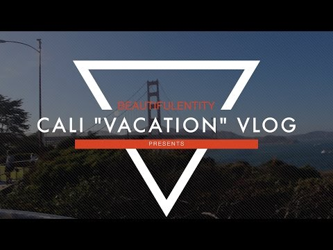 College Vlog #2 -  My Trip to California! - GoPro HQ, Pier39 + More || BeautifulEntity