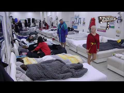 Zadruga 2 - Miki vređa Sanju - 08.01.2019.
