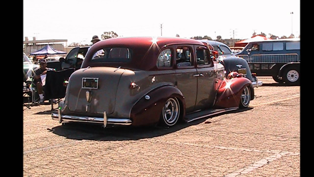 fred's 1939 chevrolet master deluxe - youtube