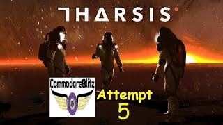 Tharsis Gameplay  PC Steam 2017 Commentary Attempt 5