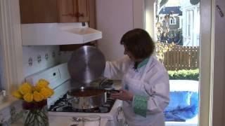 In The Kitchen: Chanukah Sweet And Sour Cabbage Soup With Dill