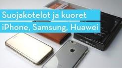 Forever Suojakuoret / Suojakotelot Älypuhelimelle (iPhone, Samsung, Huawei)