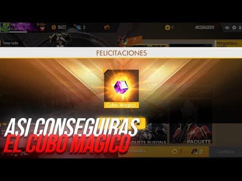 COMO GANAR EL CUBO MAGICO DEL NUEVO EVENTO DE FREE FIRE *TODAS LAS REGIONES* EEUU Y SUR AMERICA