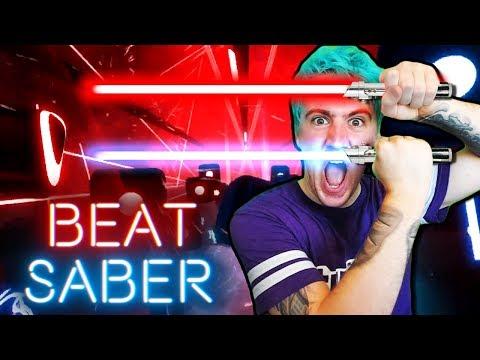 UKOG vs BEAT SABER [my first expert 100% FC]