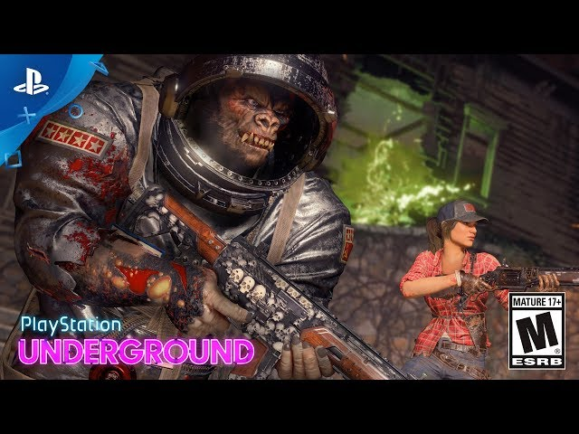 Call Of Duty: Black Ops 4 - Blackout & Operation Grand Heist | PS Underground