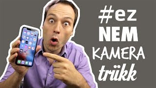Döbbenetes, hogy miket nem lehet csinálni az új iPhone X-el!!! ;) H...