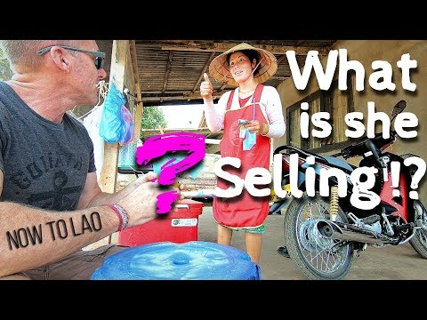 Travel Laos: Driving Vientiane to Vang Vieng Pt2 - Travel tips for driving in Laos - Now to Lao vlog