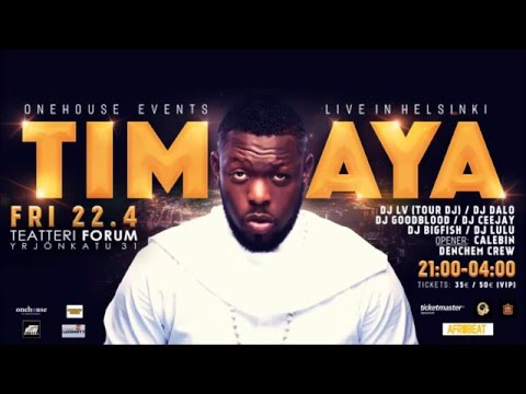 Timaya promotional mixtape