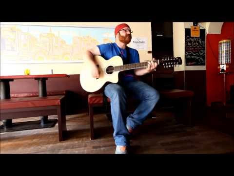 Ye Jacobites By Name - Scottish Folk Song (acoustic cover by Marc Testarossa)