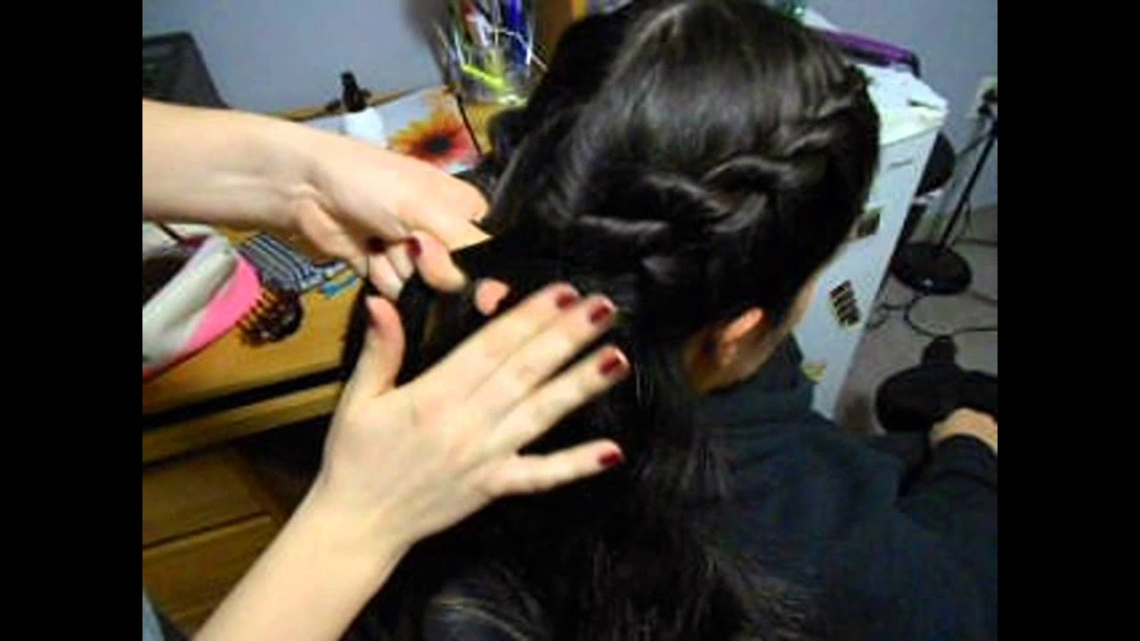 Regina once upon a time hair tutorial