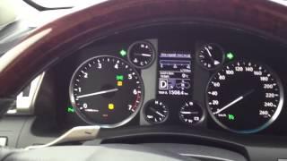 Lexus 570 VSC - 4LO - CHECK