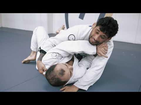 Marcelo Garcia: Escaping Side Control