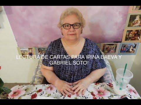 LECTURA DE CARTAS PARA IRINA BAEVA Y GABRIEL SOTO!