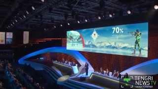 Алматы презентовал финальную заявку на проведение Олимпиады-2022